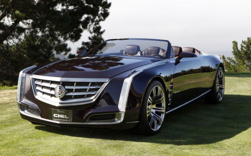 2011 Cadillac Ciel Concept supercar luxury d wallpaper
