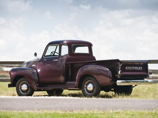 1947 Chevrolet Pickup 3100 Truck classic cars wallpaper