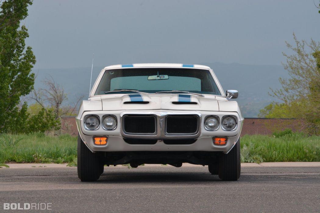 1969 Pontiac Firebird Trans-Am Ram Air trans muscle classic d wallpaper