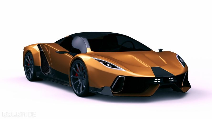 2015 PSC Motors SP200 SIN supercar d wallpaper
