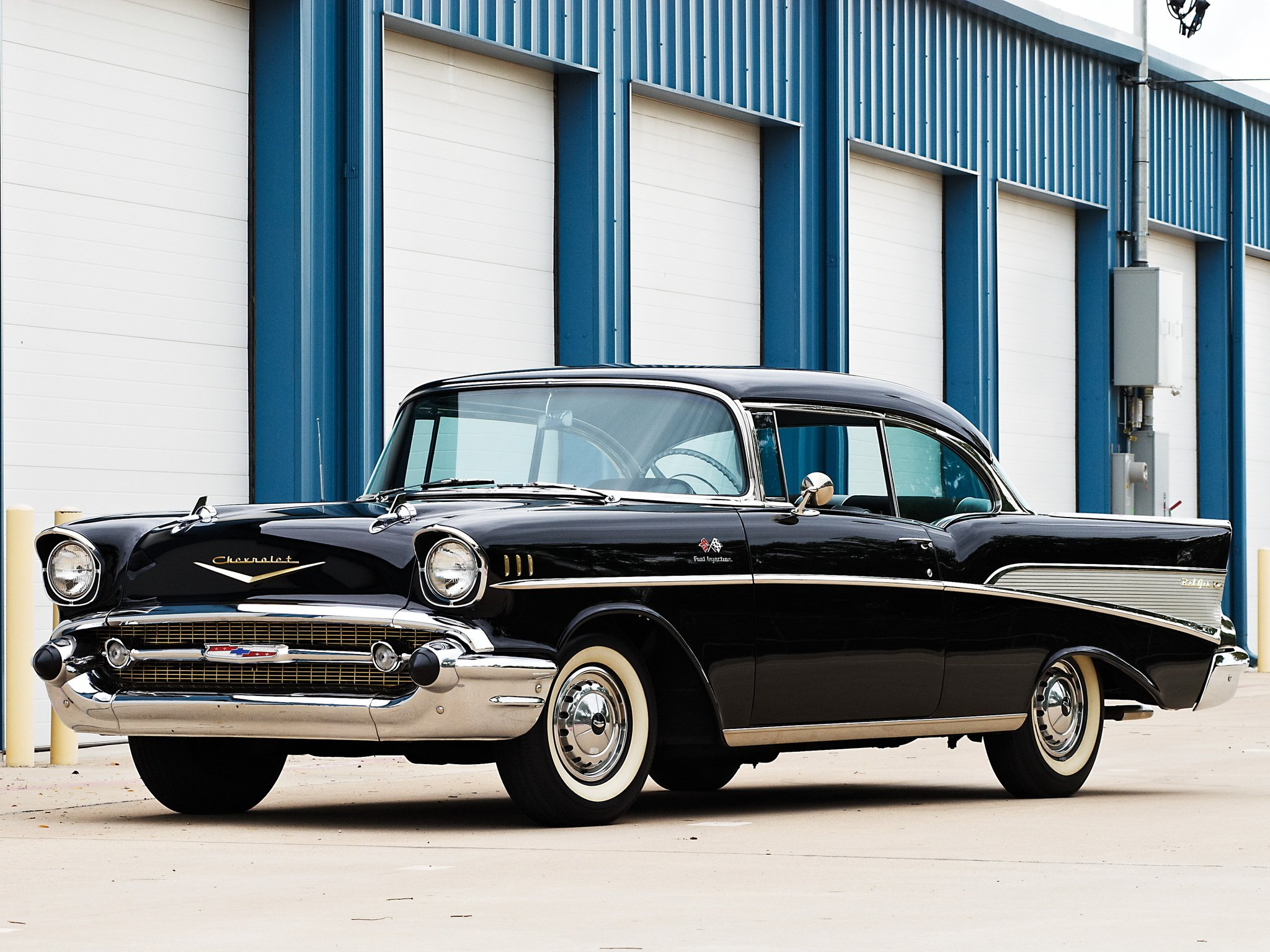 95 Chevy Bel Air Wallpaper 1954 Chevrolet Custom Coupe 2011 F350 Wiring Diagram Http Technoanswersblogspotcom 06 1957 Sport Fuel Injection Classic Cars Black