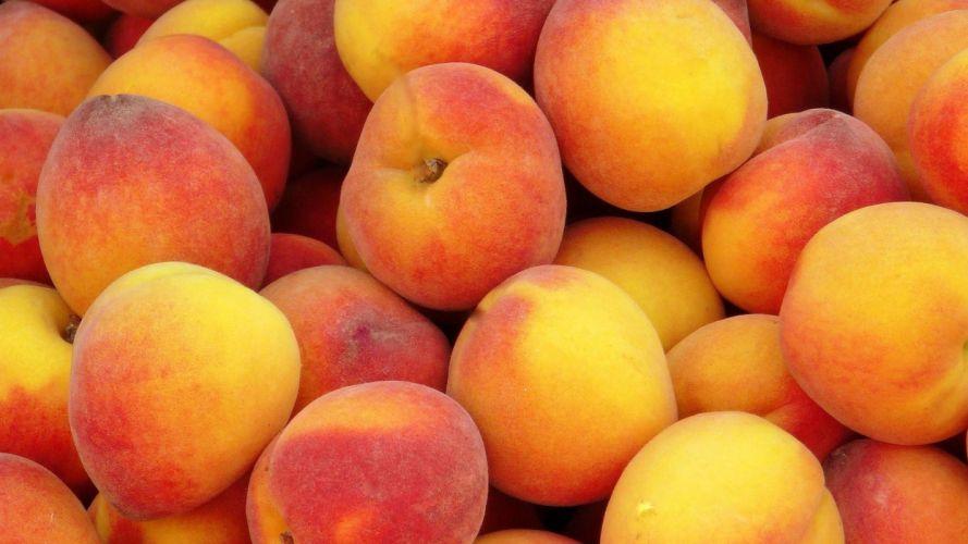 orange peache photography fruits wallpaper