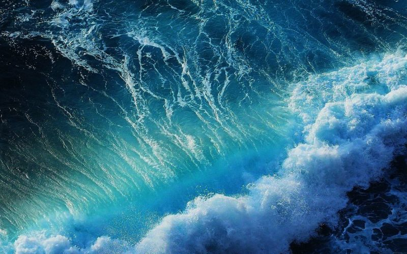nature amazing beautiful wave ocean wallpaper