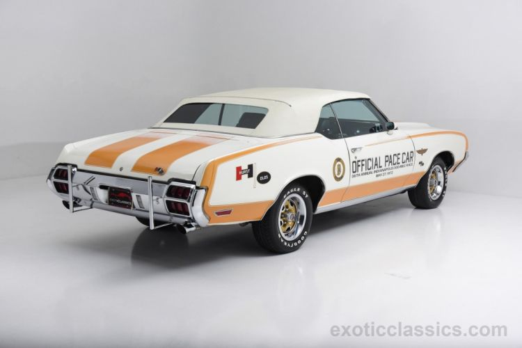 Olds cars convertible Indy 500 pace cars classic wallpaper