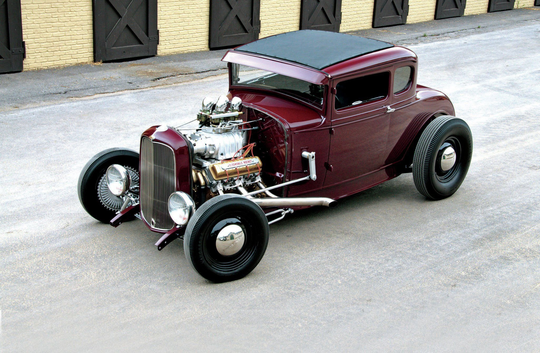 1930 ford model a coupe five window hot rod street custom for 1930 model a 5 window coupe for sale