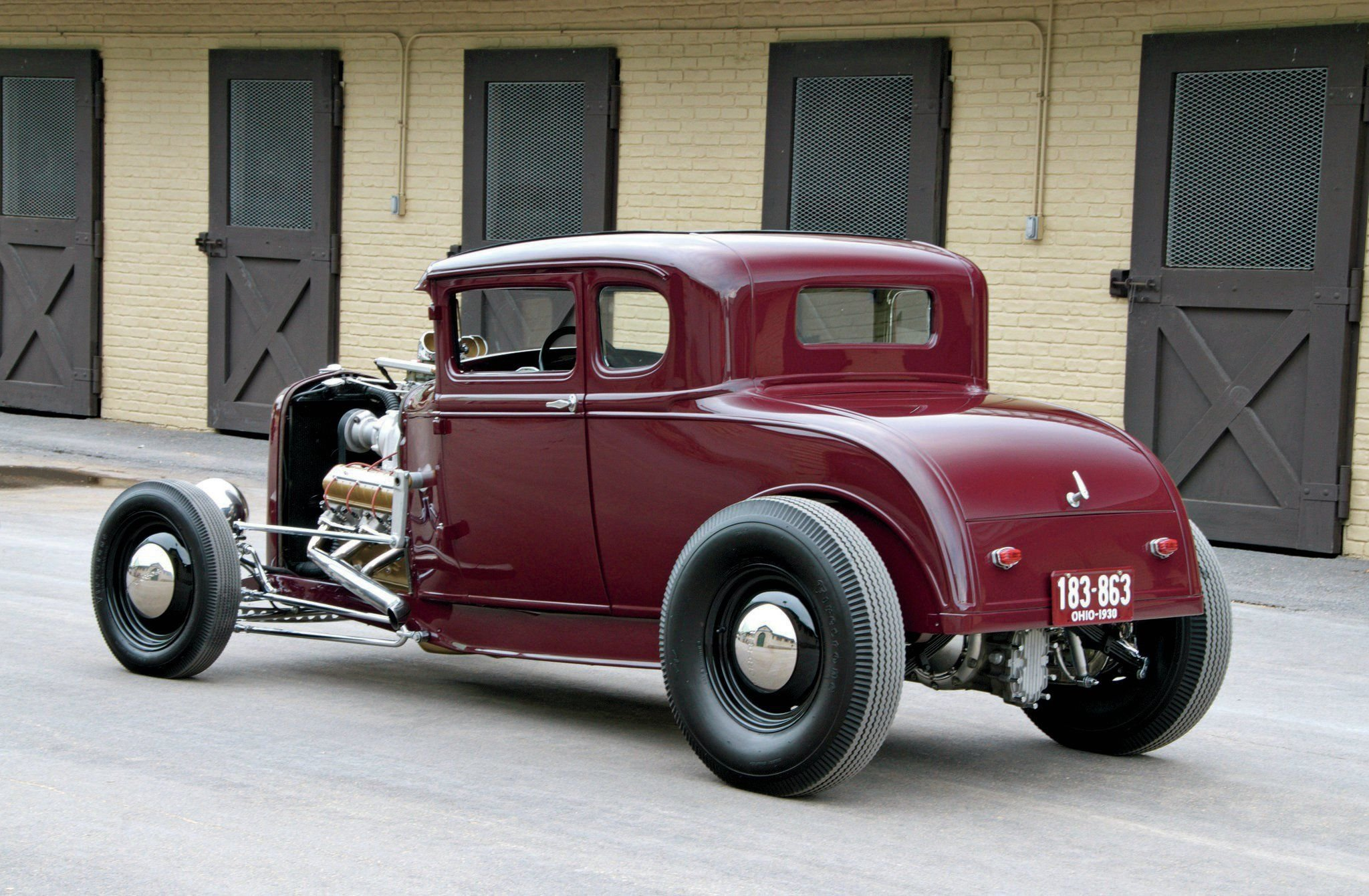 1930 ford model a coupe five window hot rod street custom for 1930 ford 5 window coupe