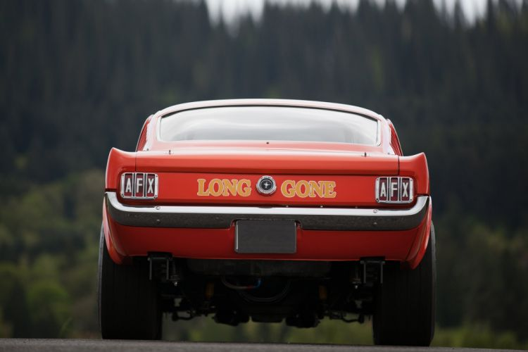 1965 Ford Mustang A-FX Holman Moody Prostock Drag Dragster Race Car USA -02 wallpaper
