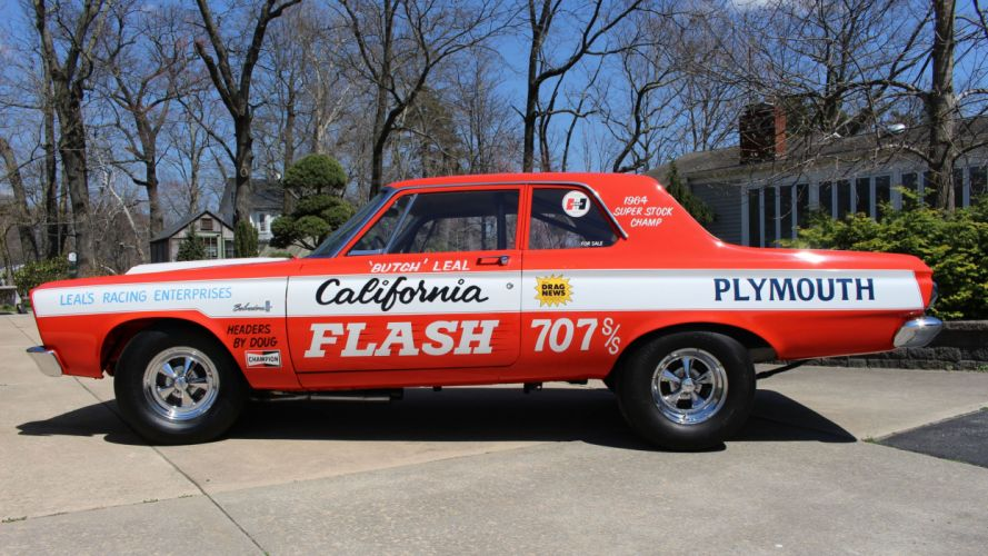 1965 Plymouth Belvedere Superstock Super Stock Drag Dragster Race USA -04 wallpaper