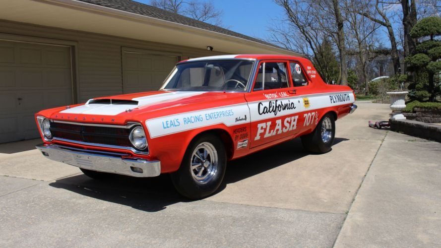 1965 Plymouth Belvedere Superstock Super Stock Drag Dragster Race USA -06 wallpaper