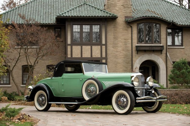 2157 Convertible Coupe SWB by Fleetwood 1929 classic cars wallpaper