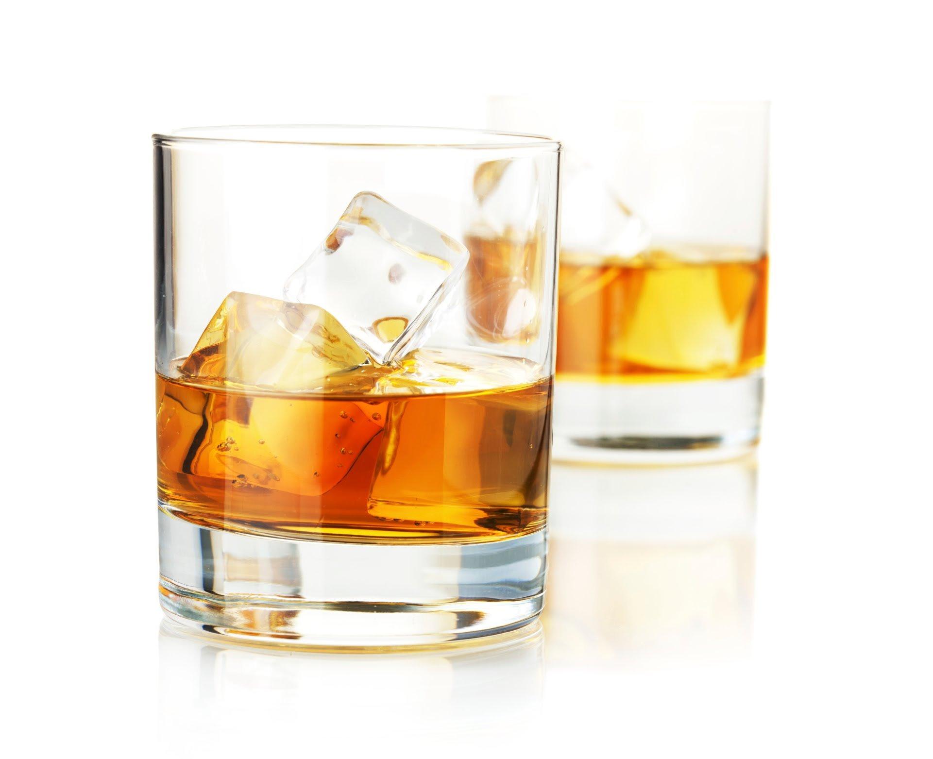 D Whisky Glass Psd File