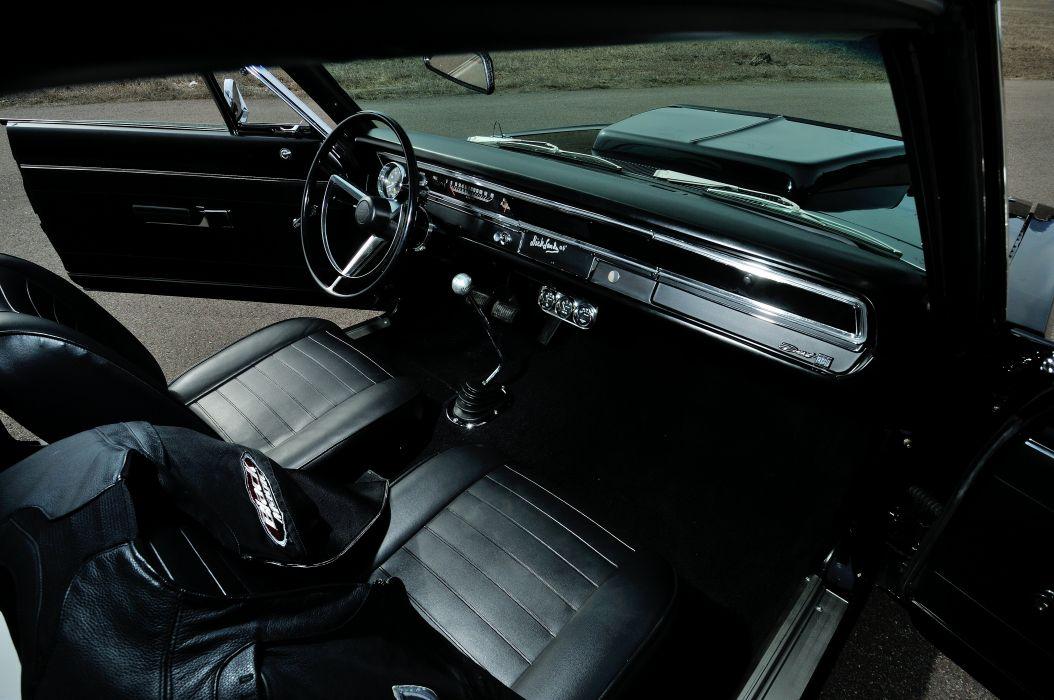 1968 Dodge Dart Resto Mod Muscle Drag Street Dragster Super USA -09 wallpaper