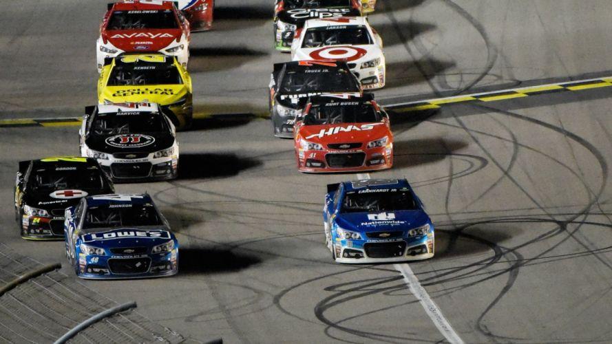 NASCAR race racing d wallpaper