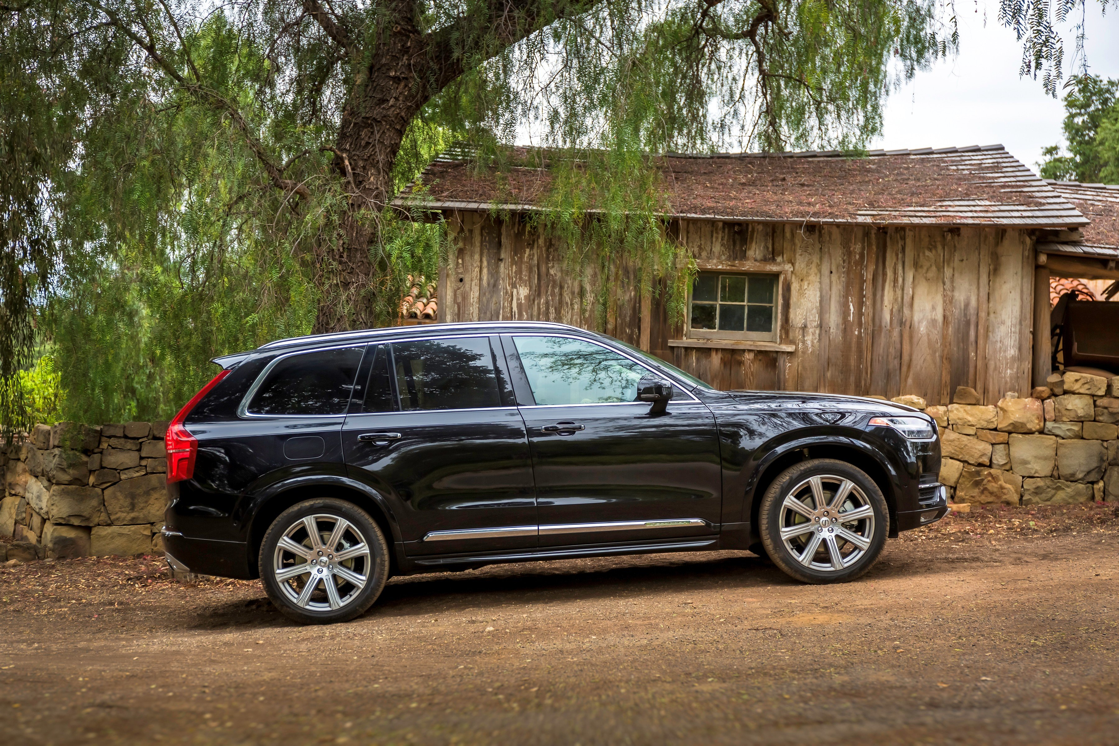 2016 Volvo XC90 T6 AWD First Edition US-spec cars suv 2015 ...