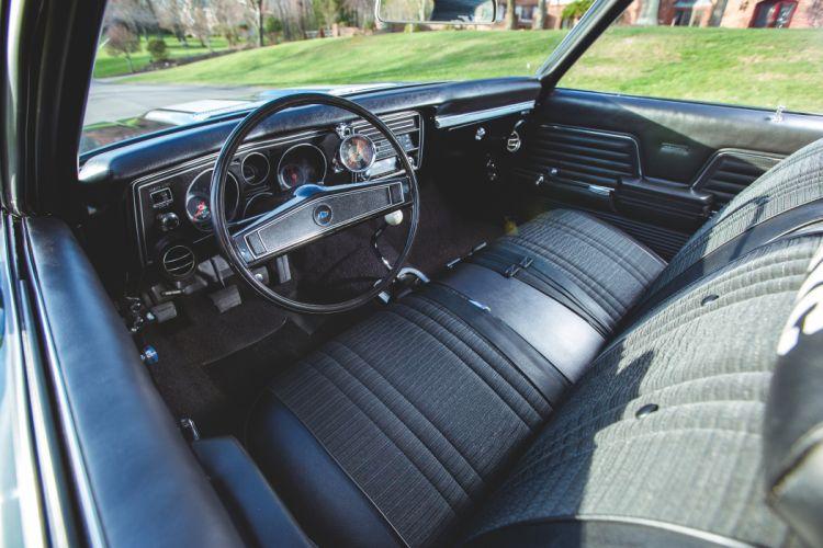 1969 Chevrolet Chevelle 427 Yenko SC Muscle Classic Old USA -04 wallpaper