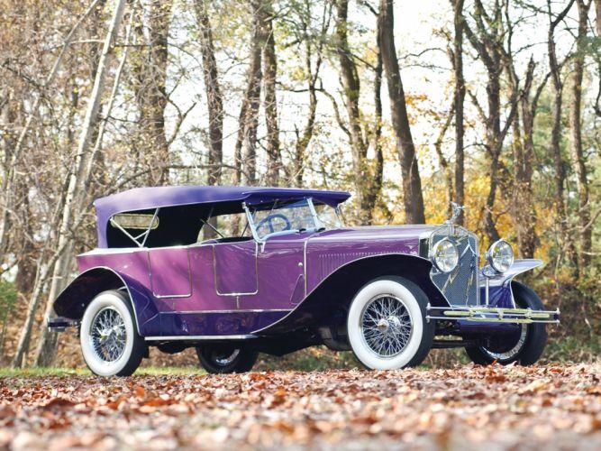 Isotta Fraschini Tipo 8A Boattail Tourer cars classic 1927 wallpaper