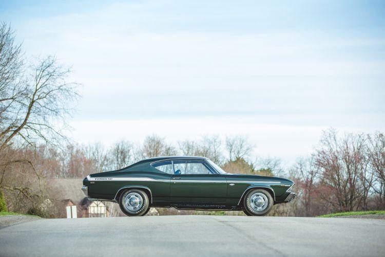 1969 Chevrolet Chevelle 427 Yenko SC Muscle Classic Old USA -06 wallpaper