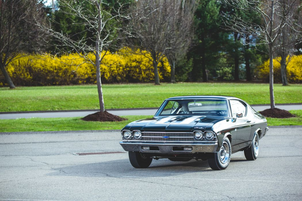 1969 Chevrolet Chevelle 427 Yenko SC Muscle Classic Old USA -17 wallpaper