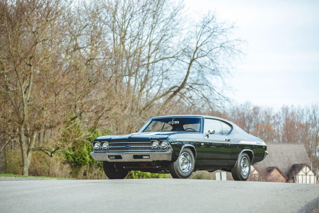 1969 Chevrolet Chevelle 427 Yenko SC Muscle Classic Old USA -19 wallpaper