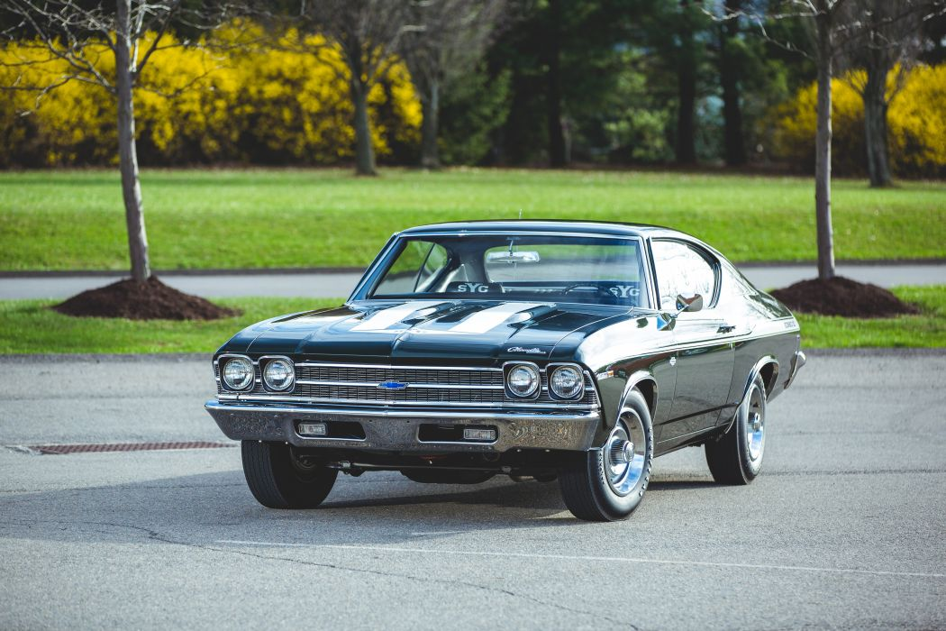 1969 Chevrolet Chevelle 427 Yenko SC Muscle Classic Old USA -18 ...