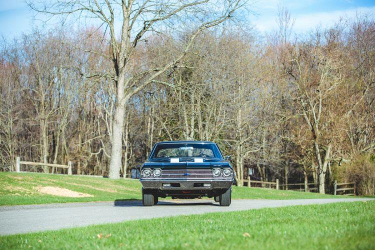 1969 Chevrolet Chevelle 427 Yenko SC Muscle Classic Old USA -33 wallpaper