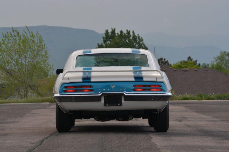 1969 Pontiac Trans Am Ram Air IV1 Muscle Classic Old Original USA -09 wallpaper