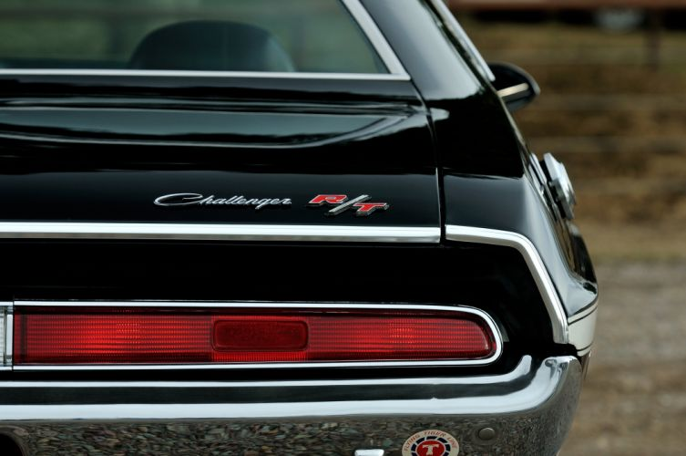 1970 Dodge Challenger RT 440 Six Pack Muscle Classic Old Original USA -16 wallpaper