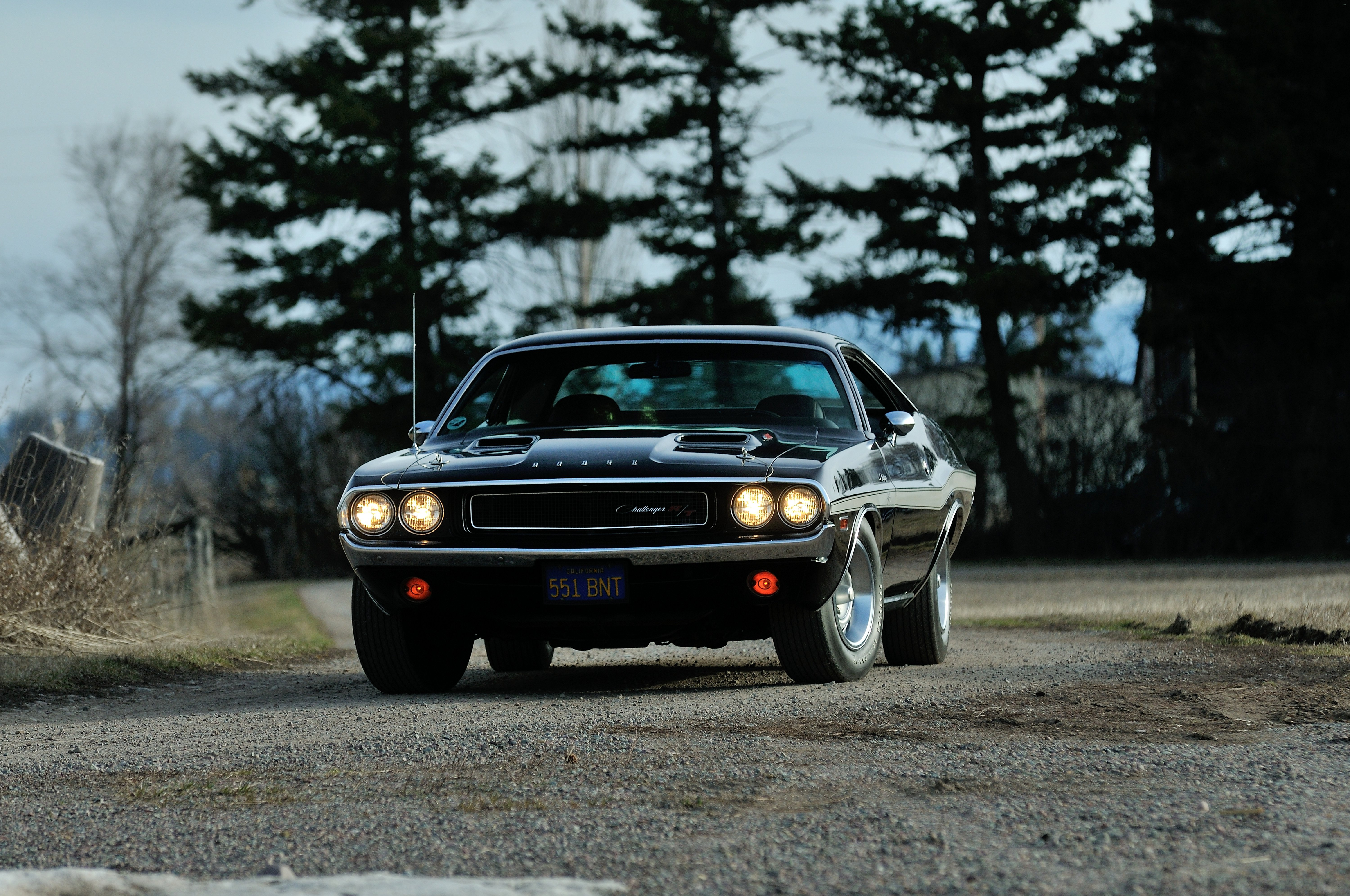 1970 Dodge Challenger Rt 440 Six Pack Muscle Classic Old