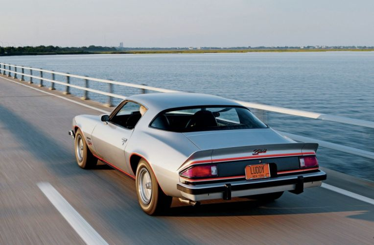 1977 Chevrolet Chevy Camaro Z28 Muscle Classic Old Original USA -02 wallpaper