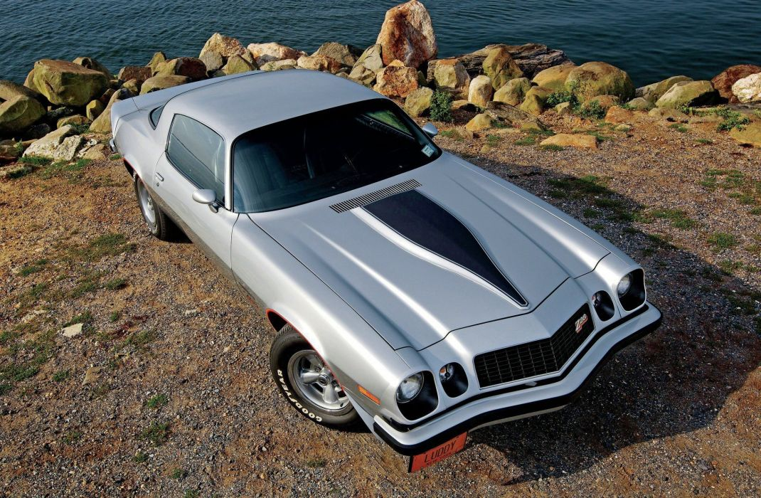 1977 Chevrolet Chevy Camaro Z28 Muscle Classic Old Original USA -03 wallpaper