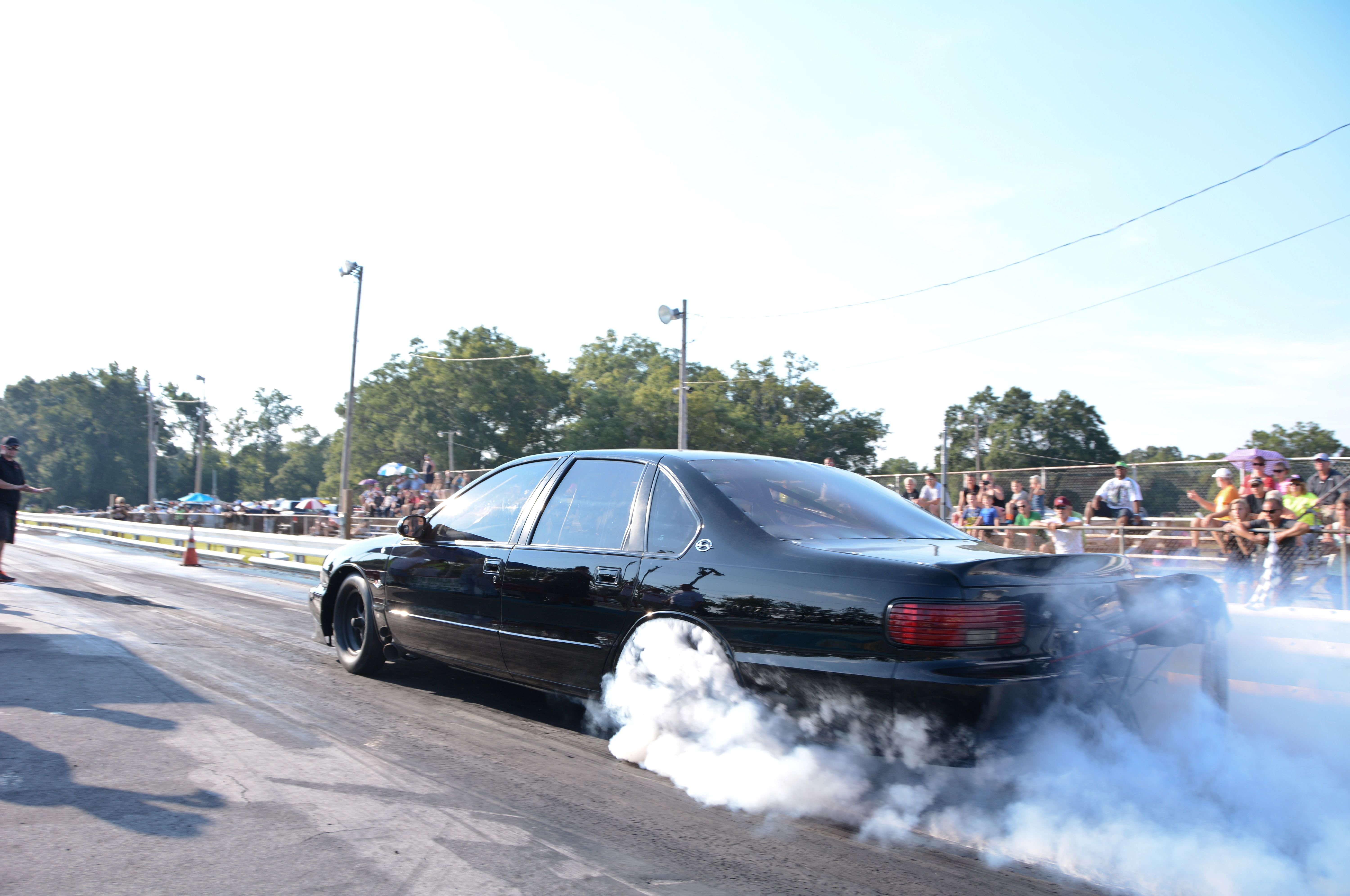 1996 chevrolet impala ss outlaw drag dragster race burnout usa 05 wallpaper 6000x3984 709483