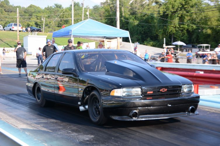1996 Chevrolet Impala SS Outlaw Drag Dragster Race USA-13 wallpaper