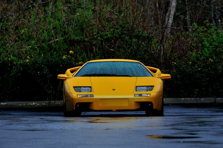 2001 Lamborghini Diablo VT Supercar Exotic Italy -10 wallpaper