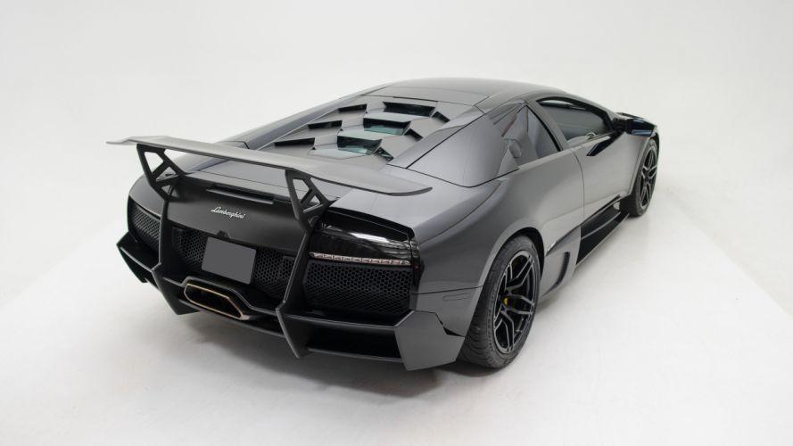 2010 Lamborghini Murcielago SV Supercar Exotic Italy -04 wallpaper