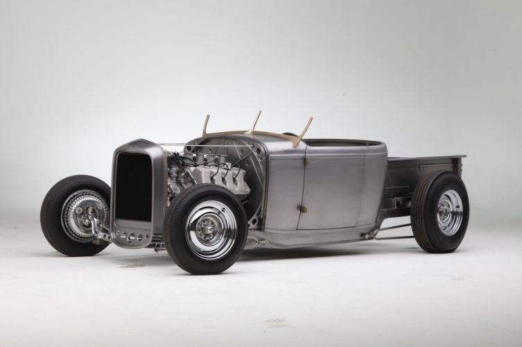 1932 Ford Roadster Pickup hot rod rods custom rat s wallpaper