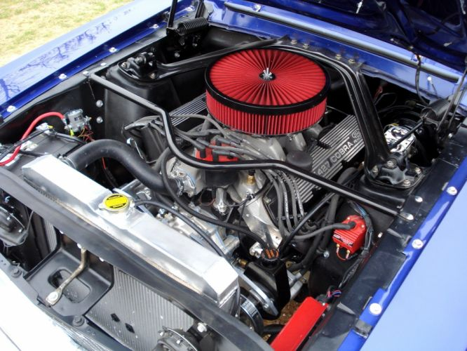 1968 Ford Mustang muscle classic hot rod rods d wallpaper