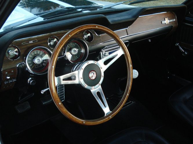 1968 Ford Mustang Fastback shelby muscle classic f wallpaper