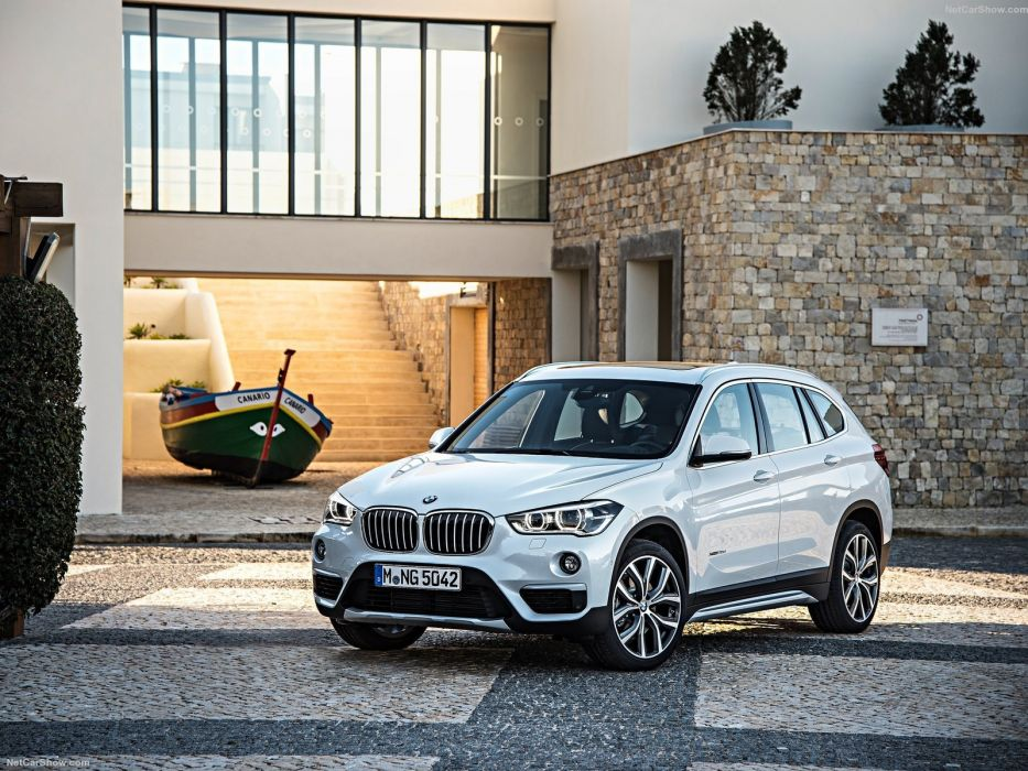 BMW X1 2016 suv cars wallpaper