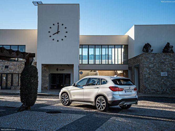 BMW X1 2016 suv cars wallpaper