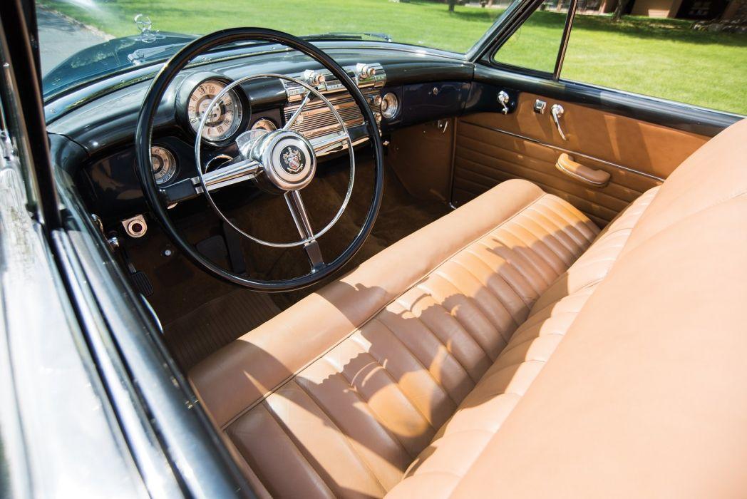 1950 Buick Roadmaster Convertible classic cars wallpaper