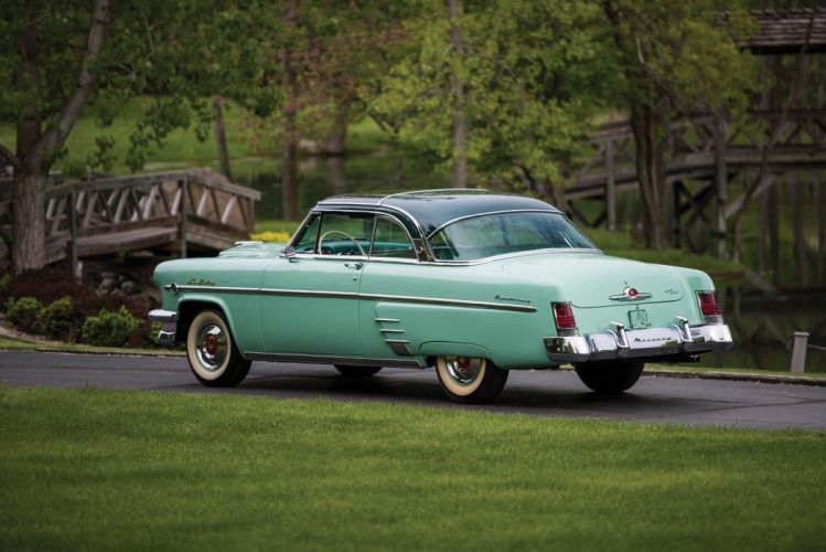 1954 Mercury Monterey Sun Valley Hardtop Coupe classic cars wallpaper