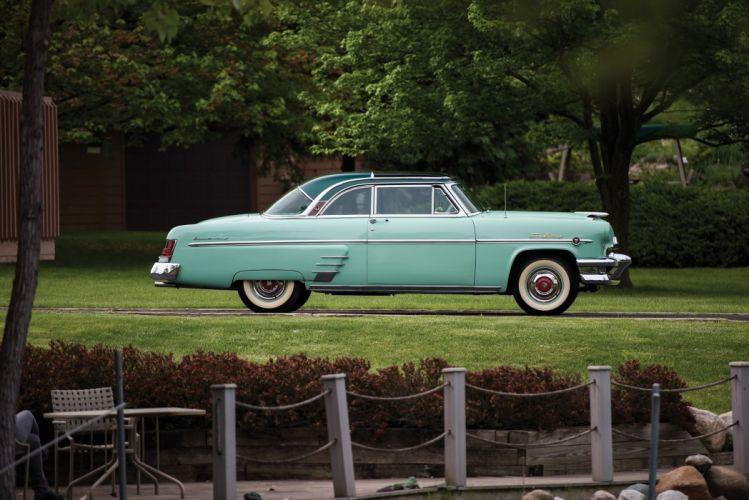 1954 Mercury Monterey Sun Valley Hardtop Coupe classic cars wallpaper