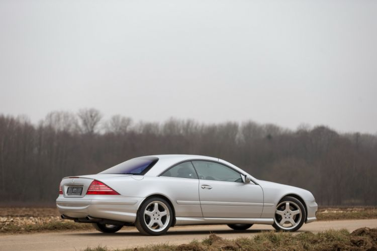 Mercedes Benz CL 63 AMG C215 2001 cars coupe wallpaper