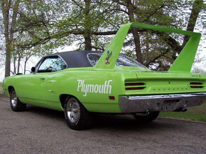 1970 Plymouth Superbird muscle classic d wallpaper