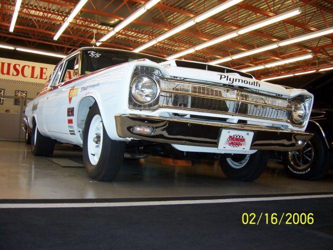 1965 Hemi Super Stock drag racing race hot rod rods muscle classic d wallpaper