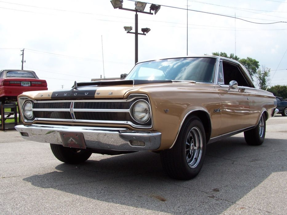 1965 Plymouth Satellite 360 muscle classic hot rod rods mopar d wallpaper