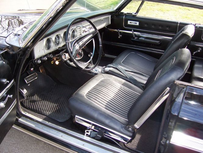 1964 Plymouth Sport Fury muscle classic 383 d wallpaper