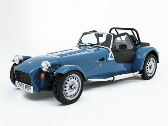 Caterham Seven 160 cars wallpaper