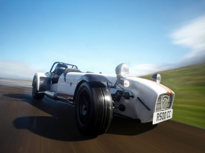 Caterham Seven Superlight R500 2008 cars wallpaper