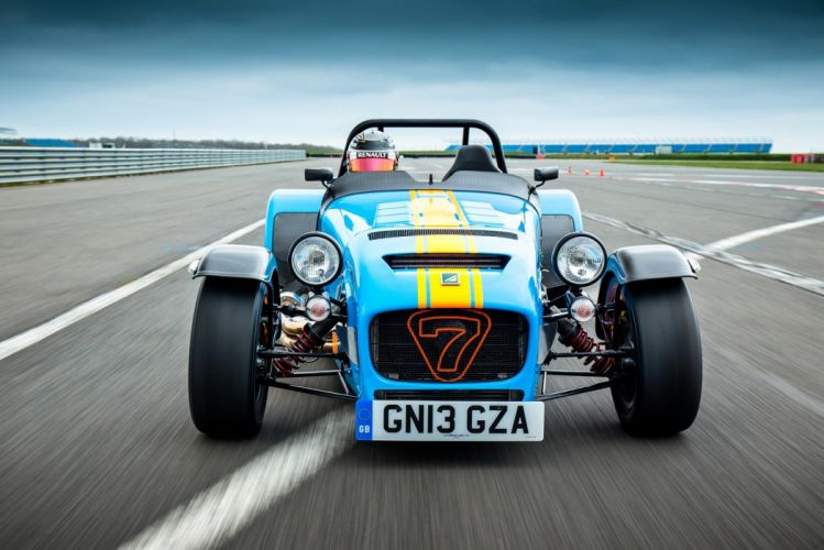 Caterham Seven 620-R 2013 cars wallpaper